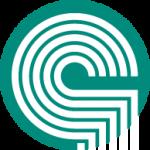 Symbol des Glaserhandwerks in dunkelgrün