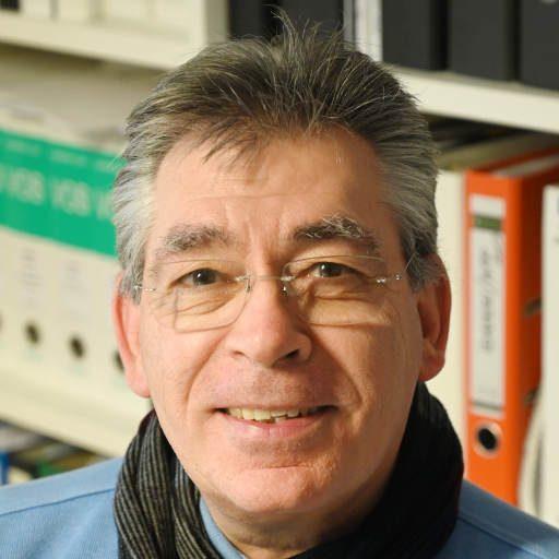 Portraitbild von Prof. Dr. h.c. Klaus Layer